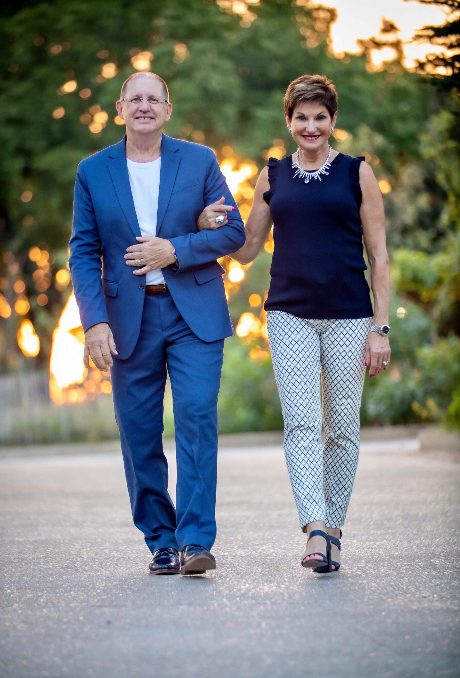 Our Pastors: Joel & Linda Budd